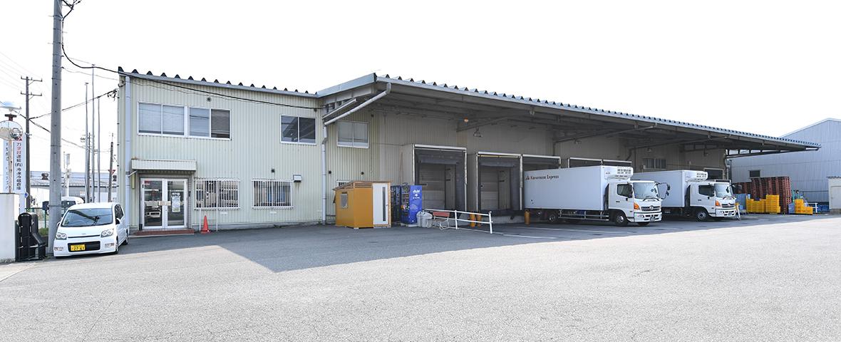 カネ政運輸有限会社|低温・中温・一般配送|愛知県小牧市